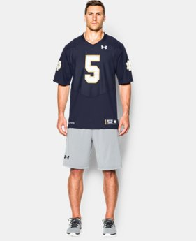Men's Notre Dame 2015 Authentic Jersey  1 Color $149.99