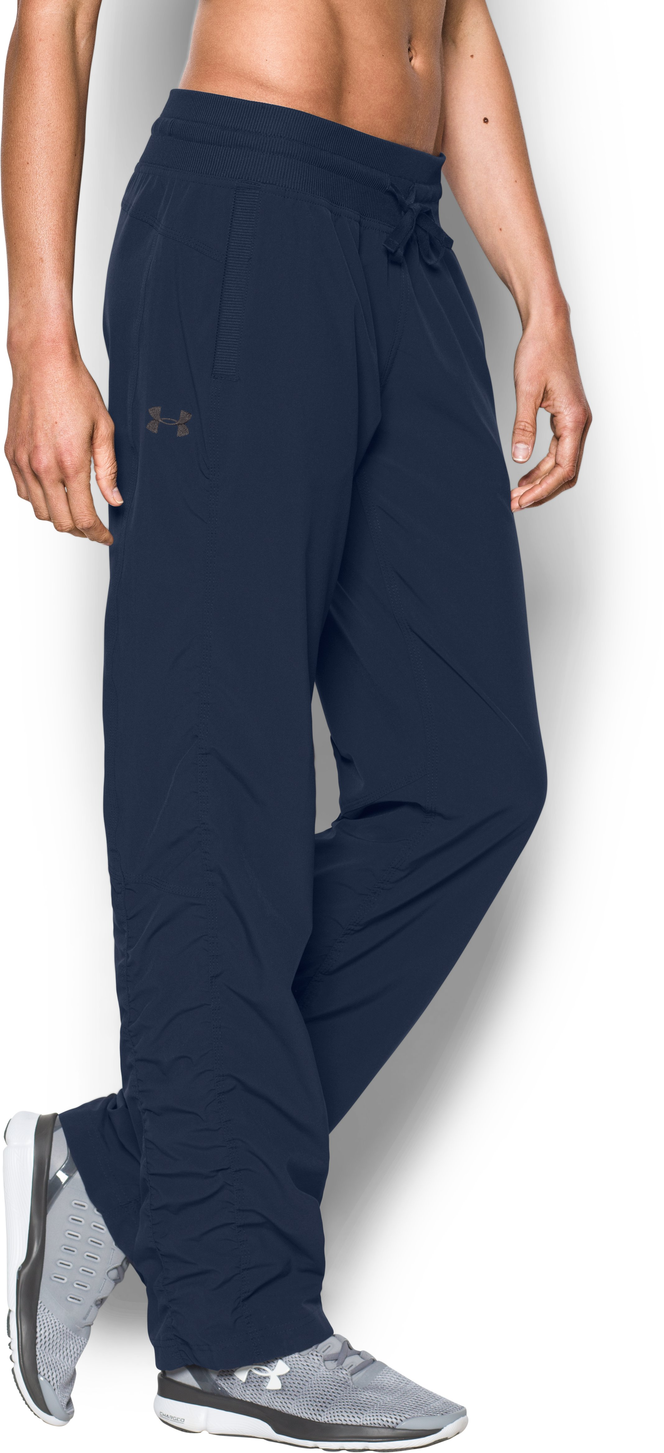 Women's UA Team Pants, Midnight Navy