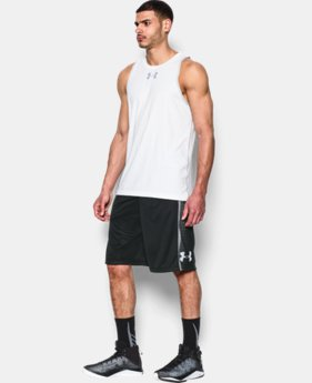 Men's UA Mach Speed Basketball Shorts LIMITED TIME: FREE SHIPPING 2 Colors $34.99