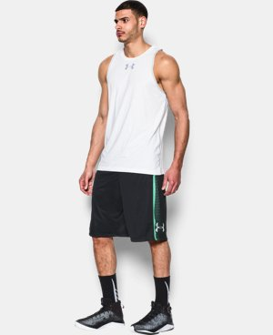 Men's UA Mach Speed Basketball Shorts  1 Color $26.99