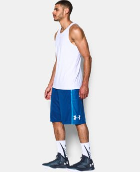 Men's UA Mach Speed Basketball Shorts  1 Color $29.99