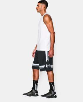 New Arrival  Men's UA Select Fighter Basketball Shorts LIMITED TIME: FREE SHIPPING 1 Color $39.99