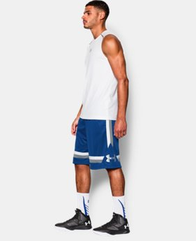 Men's UA Select Fighter Basketball Shorts LIMITED TIME: FREE U.S. SHIPPING 1 Color $20.24 to $26.99