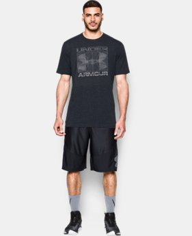 Men's UA Floor Plan T-Shirt  1 Color $14.24