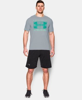 Men's UA Floor Plan T-Shirt  LIMITED TIME: FREE U.S. SHIPPING 8 Colors $14.24 to $18.99