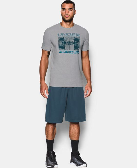 Men's UA Floor Plan T-Shirt    $22.99