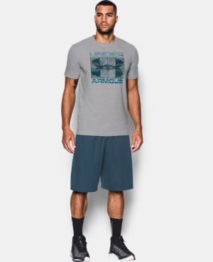 Men's UA Floor Plan T-Shirt  LIMITED TIME: FREE SHIPPING 1 Color $22.99