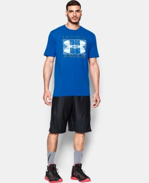 Men's UA Floor Plan T-Shirt  LIMITED TIME: FREE U.S. SHIPPING 1 Color $14.24 to $18.99