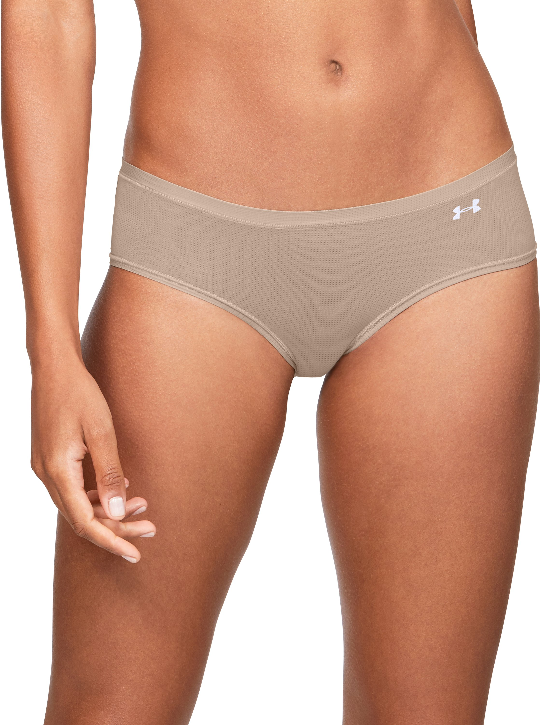 Women's UA Pure Stretch Sheer Hipster 4 Colors $12.00