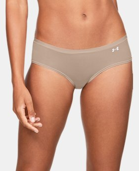 Women's UA Pure Stretch Sheer Hipster   $14