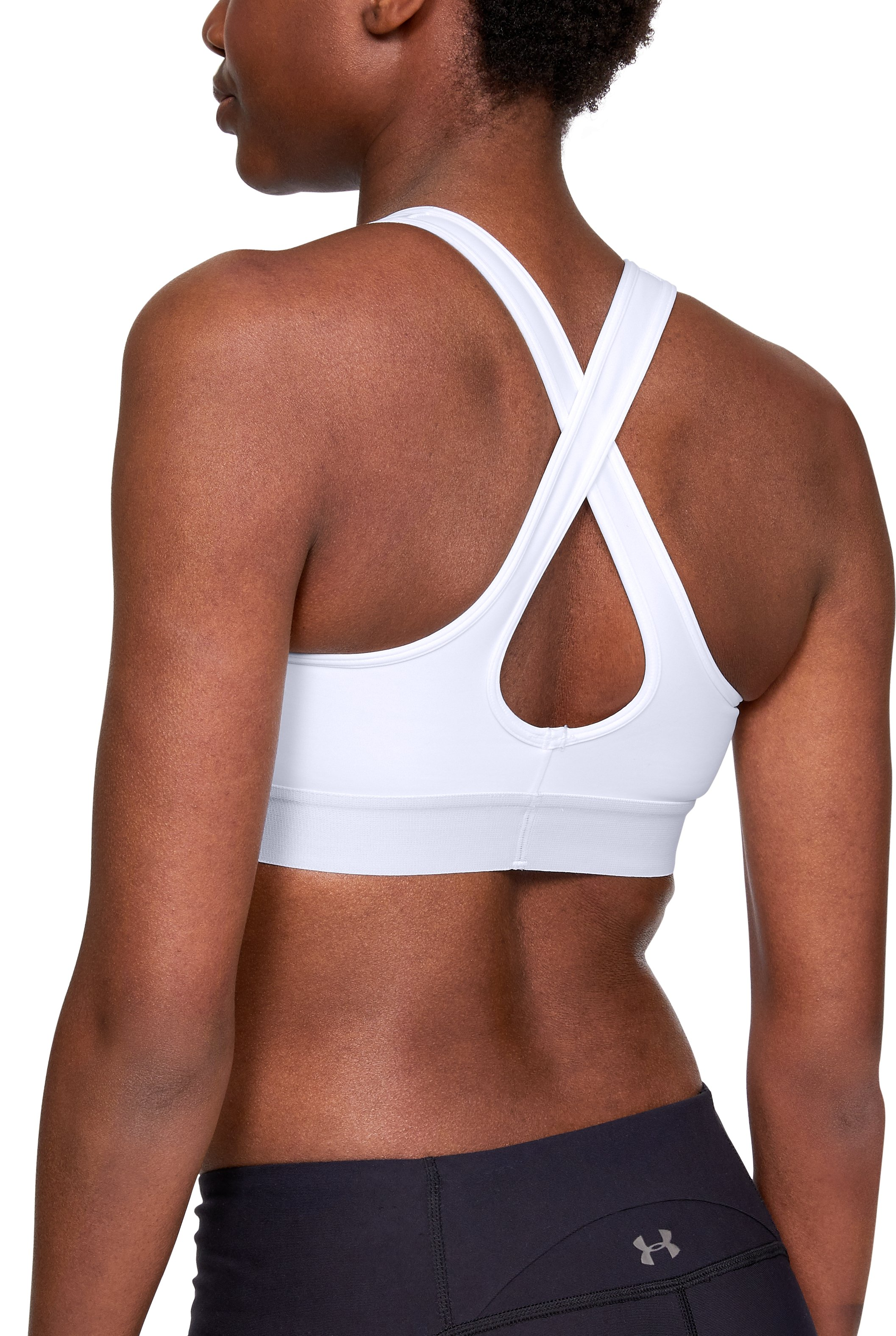 Women's Armour® Crossback, White,