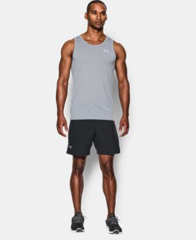 New Arrival Men's UA CoolSwitch Run 2-in-1 Shorts  1 Color $62.99