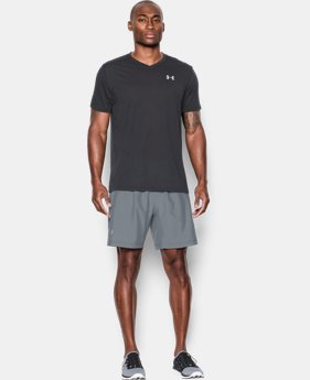 Men's UA CoolSwitch Run 2-in-1 Shorts   $47.99