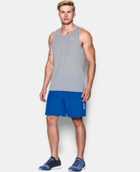 New Arrival Men's UA CoolSwitch Run 2-in-1 Shorts LIMITED TIME: FREE SHIPPING  $62.99