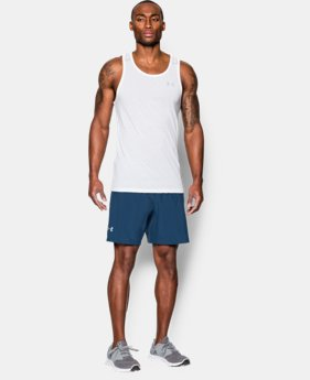 Men's UA CoolSwitch Run 2-in-1 Shorts