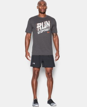 Men's UA Runstoppable T-Shirt  1 Color $29.99