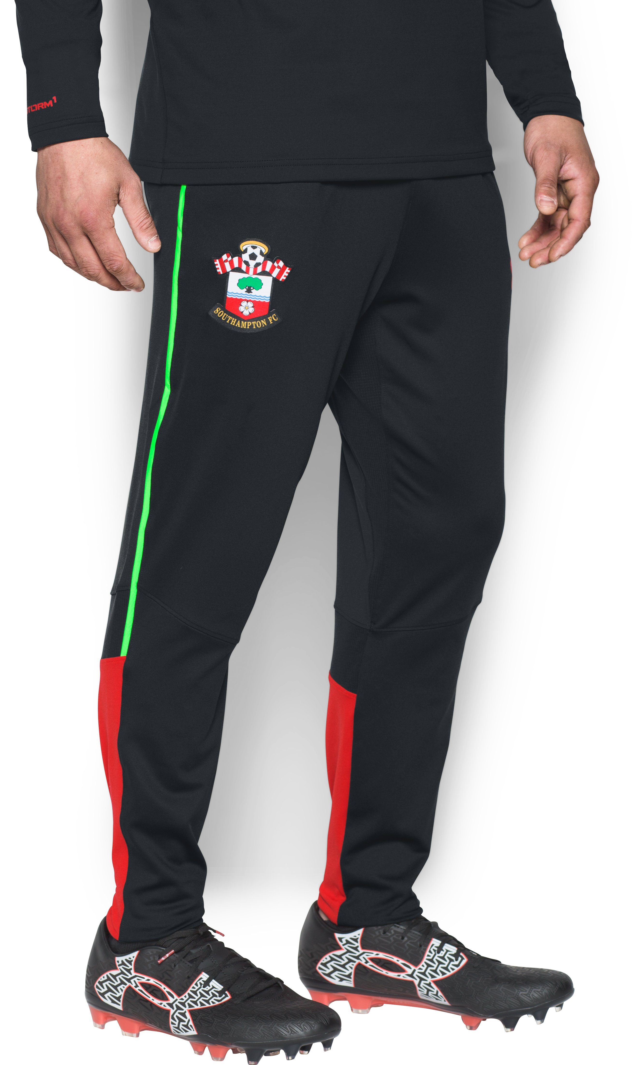 Men's Southampton Training Pants, Black