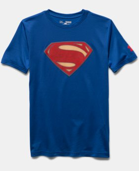 Boys' Under Armour® Superman Logo T-Shirt