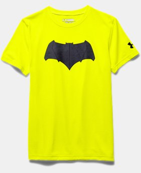 Boys' Under Armour® Alter Ego Batman Logo T-Shirt