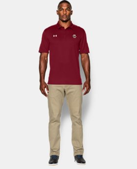 Men's Boston College UA Huddle Polo