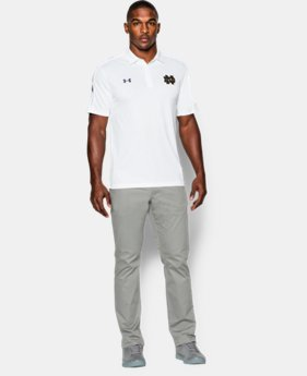 Men's Notre Dame UA Huddle Polo