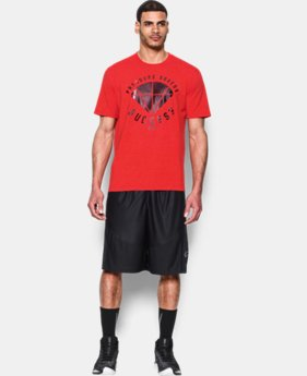Men's UA Presure Breeds Success T-Shirt LIMITED TIME: FREE SHIPPING  $24.99