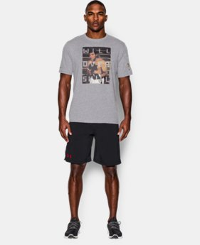 Men's UA x Muhammad Ali Will Over Skill T-Shirt