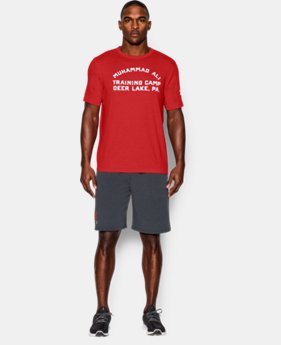 Men's UA x Muhammad Ali Deer Lake T-Shirt *Ships 5/31/16*