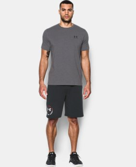 Men's UA x Muhammad Ali Terry Shorts  1 Color $74.99