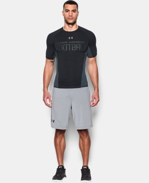 Men's UA Football Armour® Short Sleeve Compression Shirt LIMITED TIME: FREE U.S. SHIPPING 1 Color $26.99