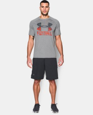 New Arrival Men's UA Football Icon T-Shirt   $27.99