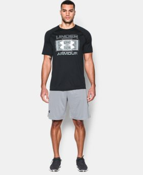 New Arrival Men's UA Football Field T-Shirt LIMITED TIME: FREE SHIPPING 1 Color $27.99