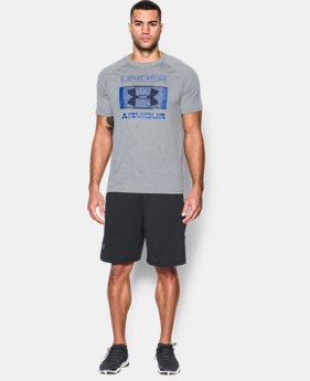Men's UA Football Field T-Shirt LIMITED TIME: FREE U.S. SHIPPING 1 Color $20.99