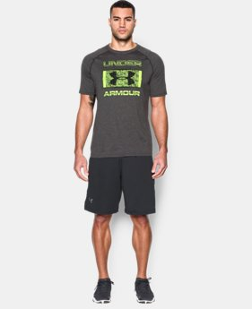 New Arrival Men's UA Football Field T-Shirt LIMITED TIME: FREE SHIPPING 2 Colors $27.99