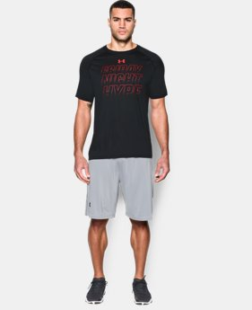 New Arrival Men's UA Friday Night Hype T-Shirt LIMITED TIME: FREE SHIPPING  $27.99