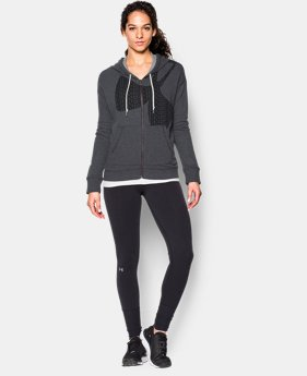 Women's UA Favorite French Terry Full-Zip