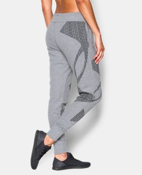 New to Outlet Women's UA Favorite French Terry Jogger Pant  1 Color $41.99