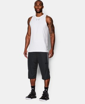 Men's UA Select ½ Pants  1 Color $37.99