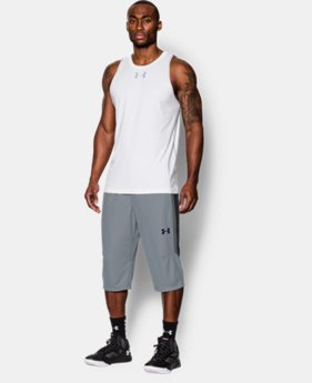 Men's UA Select ½ Pants LIMITED TIME: FREE SHIPPING 1 Color $33.74 to $44.99