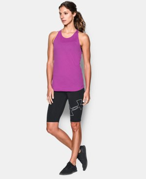 Women's UA Favorite Outline Knee Capri  1 Color $39.99