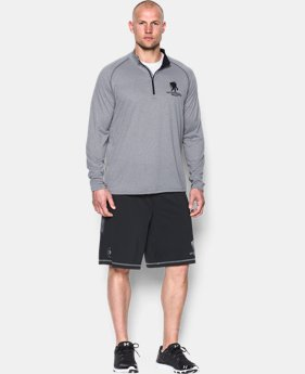 Men's UA WWP Tech™ ¼ Zip LIMITED TIME: FREE SHIPPING 1 Color $39.99