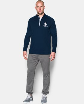 Men's UA WWP Tech™ ¼ Zip  3 Colors $39.99