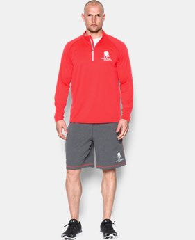 Men's UA WWP Tech™ ¼ Zip  1 Color $29.99
