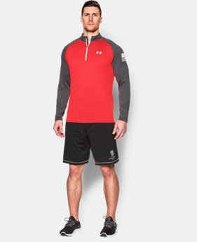 Men's UA Freedom Tech™ ¼ Zip