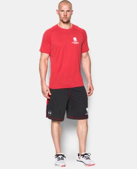 Men's UA WWP Raid Shorts LIMITED TIME: FREE SHIPPING 2 Colors $29.99