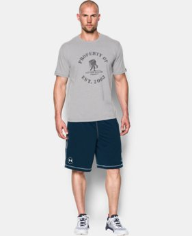 Men's UA WWP Raid Shorts LIMITED TIME: FREE SHIPPING 3 Colors $29.99