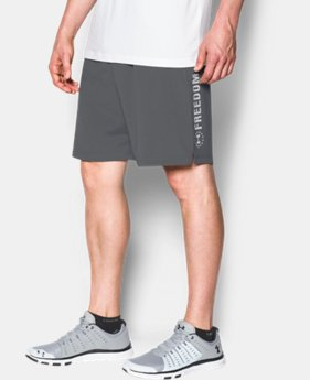 Men's UA Freedom Armourvent™ Shorts  3 Colors $22.49 to $29.99