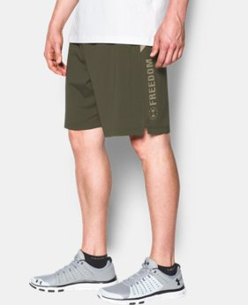 Men's UA Freedom Armourvent™ Shorts  1 Color $22.49 to $29.99