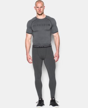 Men's UA Freedom HeatGear® Armour Compression Leggings  1 Color $44.99