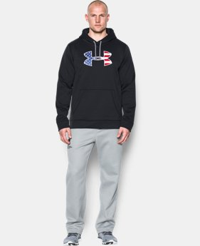 Men's UA Freedom Storm Hoodie  1 Color $54.99